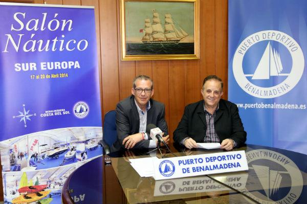 Este jueves comienza en el Puerto Deportivo el III Salón Náutico denominado 'Sur Europa' de Benalmádena