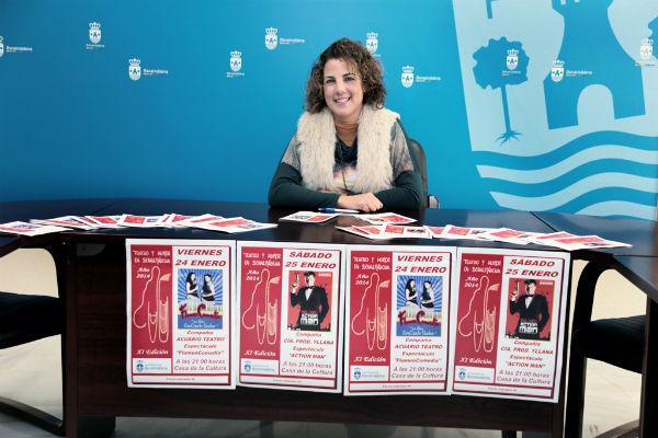 La Casa de la Cultura acoge este fin de semana la XI Muestra de Teatro y Humor en Benalmádena