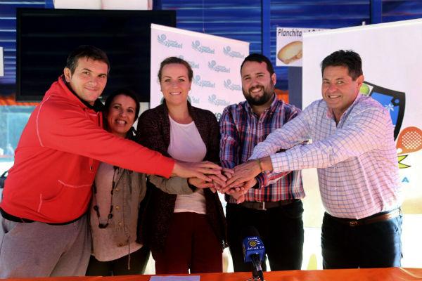 El Club de Raqueta acogerá este fin de semana el I Torneo de Pádel Solidario a favor de la Ciudad de los Niños