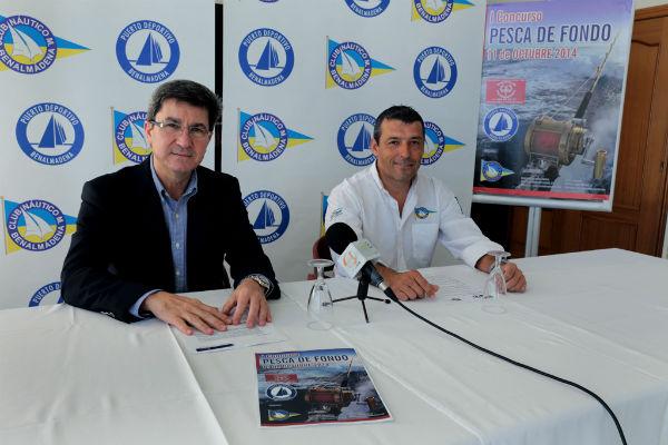 Las aguas de Benalmádena acogerán el próximo sábado el I Concurso de Pesca de Fondo