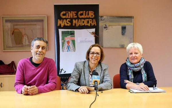 El Cine Club Más Madera celebra su XXV Aniversario con la proyección de 'El Maquinista de la General' de Búster Keaton con banda sonora en directo