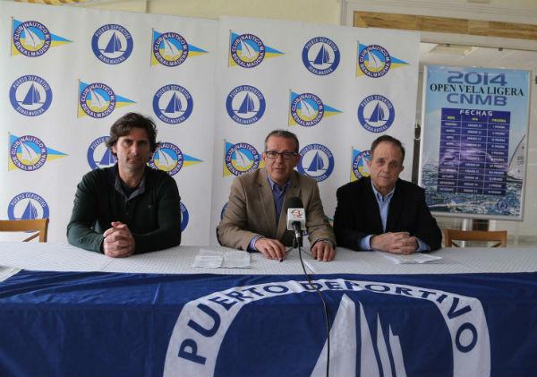 El Puerto Deportivo de Benalmádena acoge este fin de semana el Open 2014 Vela Ligera