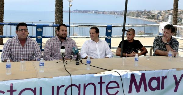 Benalmádena acogerá una velada de boxeo profesional al aire libre