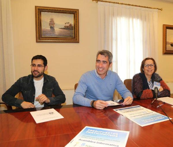 Benalmádena abre por primera vez sus presupuestos municipales a la participación directa de la ciudadanía
