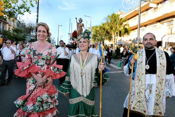 Arranca con el máximo esplendor y una gran acogida de público la Feria de San Juan