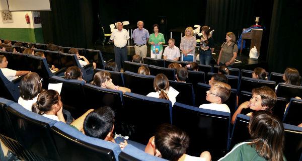 El Colegio Maravillas participa en el XI Encuentro Intergeneracional 'Conoce a tus Mayores'