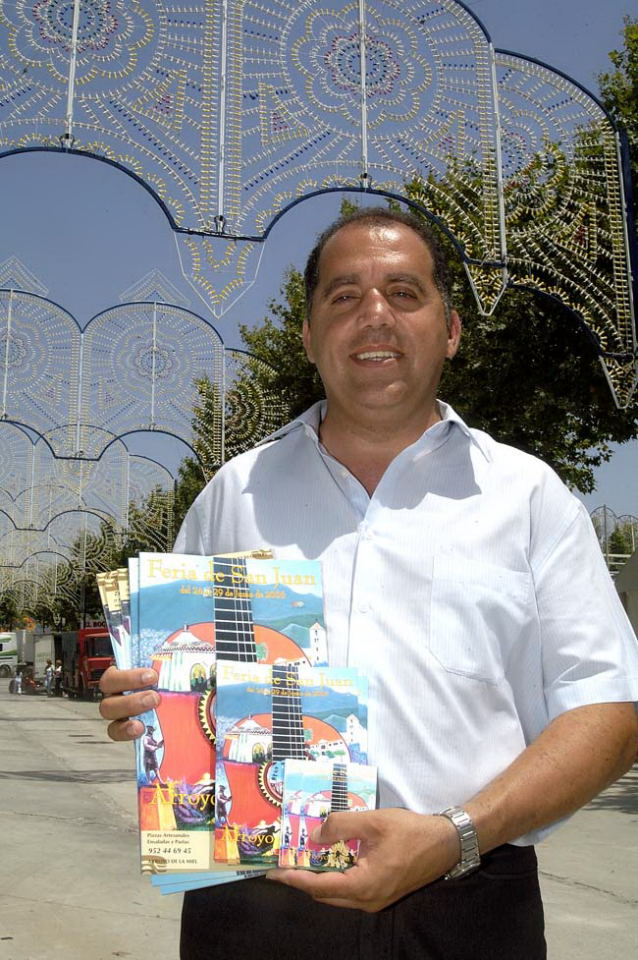 El programa editado para la Feria 2006 todo un éxito.