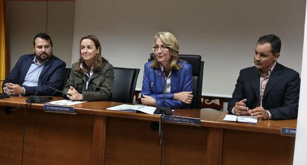 Benalmádena se convierte en la primera ciudad española que se adhiere al Movimiento Global Saludable '59 Minutos'