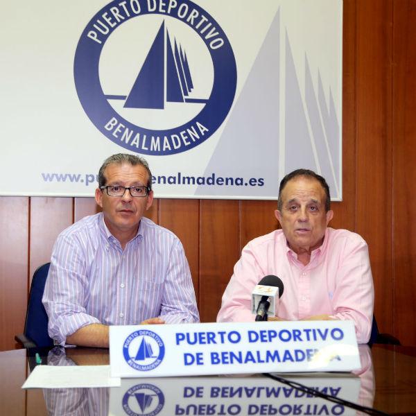 El equipo de organización presenta el programa de actos del XXIX Rally Gibralfaro Puerto Marina Benalmádena