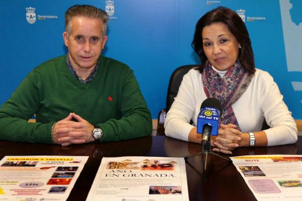 El centro de día 'Anica Torres' ofrece a sus usuarios un amplio programa de viajes para esta Navidad