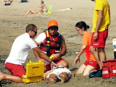 Inicio campaña de verano en Protección Civil