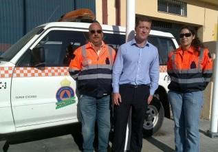 Protección Civil mejora sus prestaciones en Benalmádena