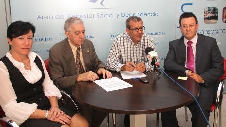 La Delegación de Bienestar Social firma la renovación del convenio de colaboración con Proyecto Hombre