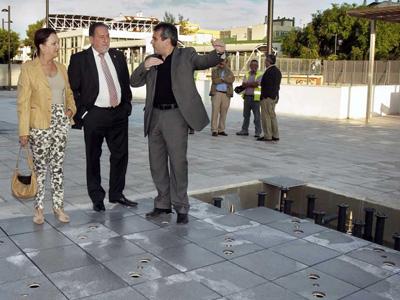 Más de una tercera parte del Bulevar de Pueblosol será abierto