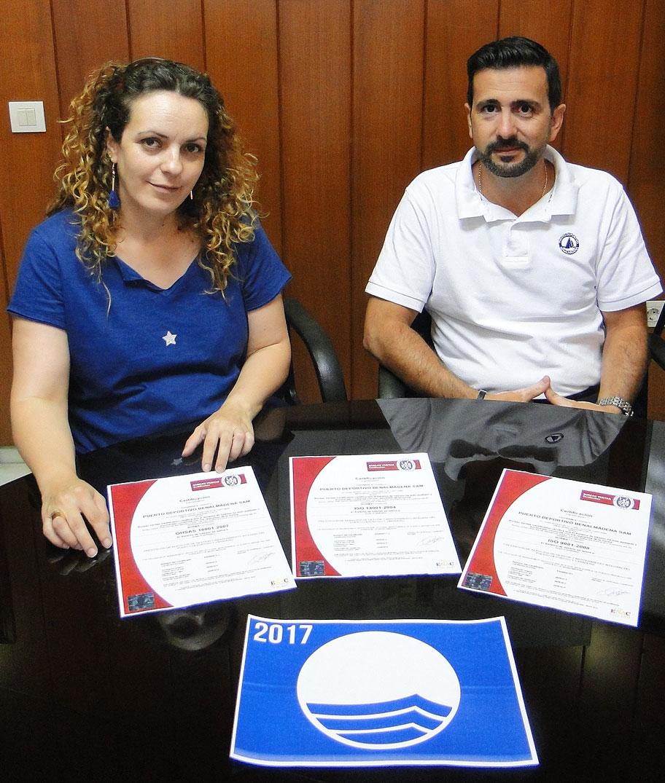 El Puerto Deportivo de Benalmádena renueva por segundo año consecutivo sus tres calificaciones de calidad, según norma ISO