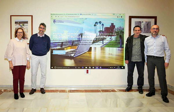 El Alcalde de Benalmádena inaugura el Portal de Participación Ciudadana abriendo un debate público sobre la Nueva Ordenanza de Protección, Bienestar y Tenencia Responsable de Animales