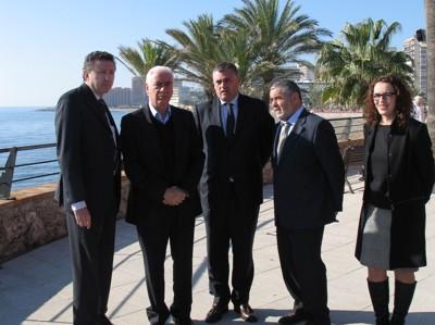 Plan Quallifica en Benalmádena: Playas accesibles