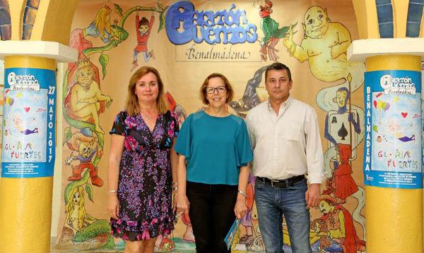 Cultura anima a los benalmadenses a participar en el Maratón de Cuentos del próximo sábado en la Casa de la Cultura