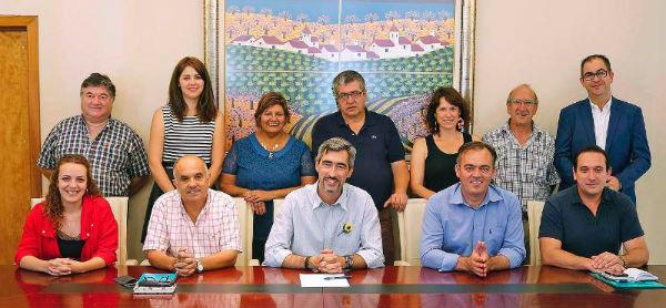 El nuevo Equipo de Gobierno de Benalmádena da a conocer a los titulares de sus Concejalías