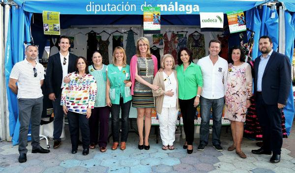 Más de una decena de colectivos sociales participaron en el III Rastrillo Solidario