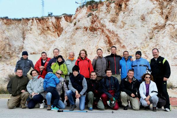 Cerca de un centenar de benalmadenses participan en el Plan de Restauración de Espacios Naturales