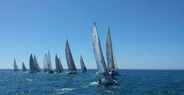 El pasado fin de semana se disputó el Campeonato de Andalucía de Cruceros a Dos, prueba dentro del Circuito Andaluz de Vela