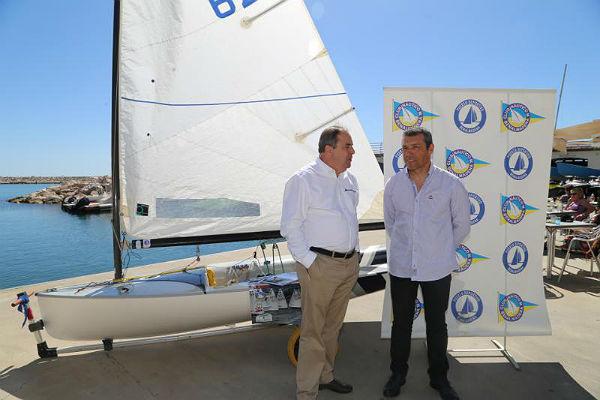 Benalmádena acogerá la Copa Andalucía de Vela para clase Finn y Europa