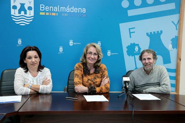 La alcaldesa renueva el convenio para dar continuidad a la Feria Ecológica en PuebloSol