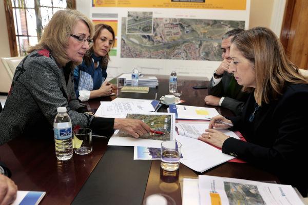Fomento ultima la redacción del proyecto del nuevo acceso a Benalmádena.