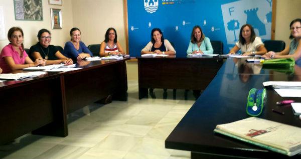 El Ayuntamiento celebra la primera reunión trimestral en materia de coeducación del nuevo curso escolar