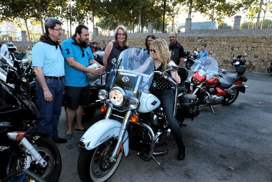 Cerca de 400 motoristas participan en la III Reunión Motera 'Ciudad de Benalmádena'