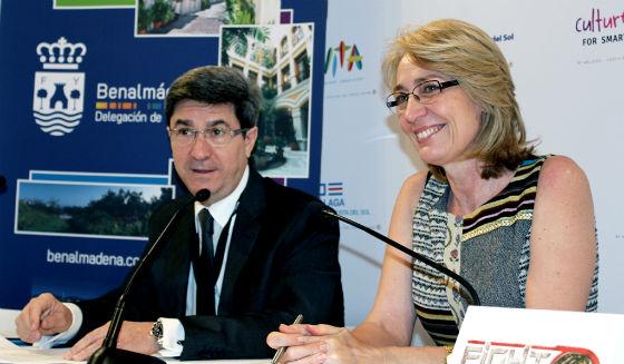 Benalmádena apuesta por promocionar su oferta turística con un calendario de eventos de proyección internacional