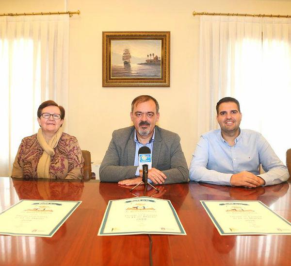 El Concejal Bernardo Jiménez presenta la Ruta de los Guisos de la Abuela
