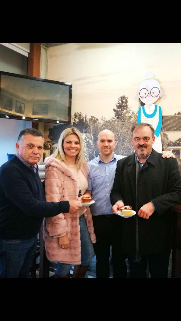 El Concejal Bernardo Jiménez inaugura la Ruta de los Guisos de la Abuela