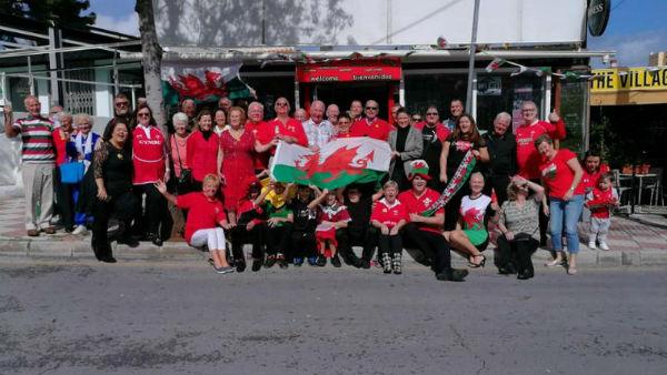 La Concejala Ana Scherman participó con la comunidad galesa en la celebración de la Festividad de Saint David