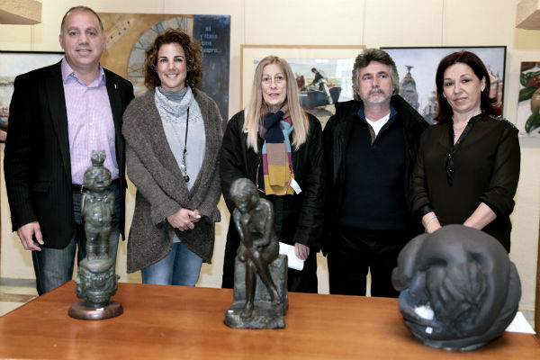 La Casa de la Cultura acoge el IV Salón de Invierno de Benalmádena