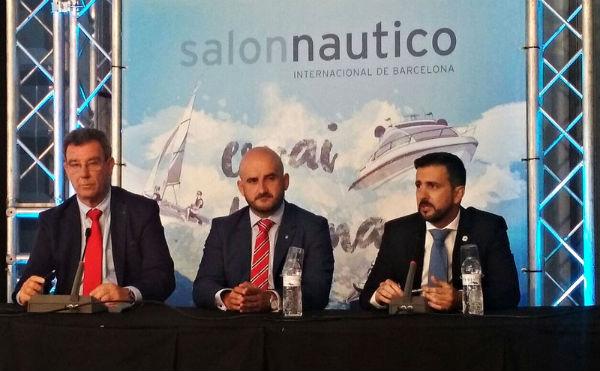 El Puerto Deportivo participó en el Salón Náutico de Barcelona por segundo año consecutivo