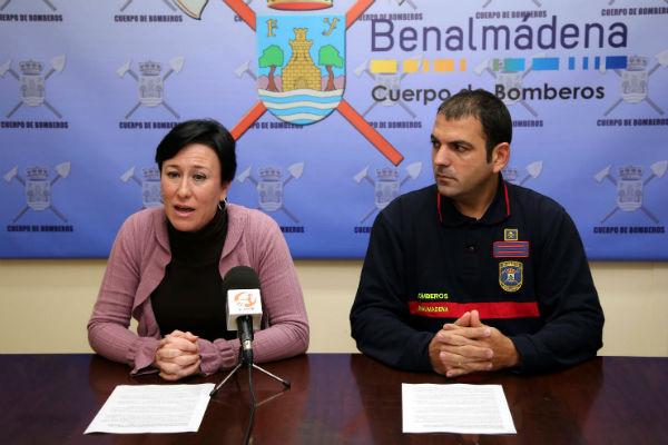 Benalmádena ya cuenta con la contribución especial por mantenimiento y prestación del Servicio de Extinción de Incendios
