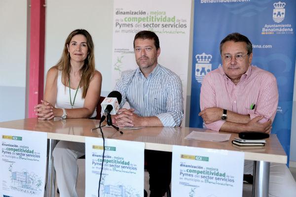 El Ayuntamiento y la EOI seleccionan a las empresas que participarán en el Plan de Apoyo a las Pymes de la localidad