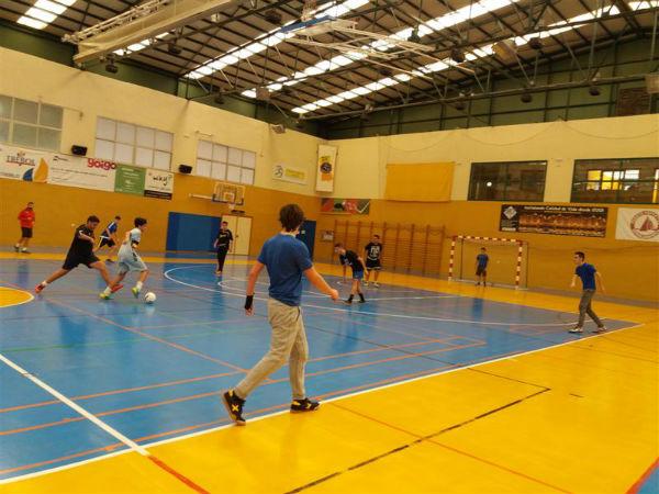 Arranca la Liga Deportiva de Semana Blanca en el Polideportivo de Arroyo de la Miel