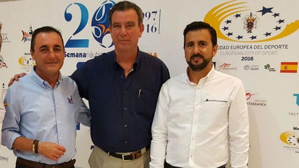 Benalmádena pone el broche de oro a la XX Semana Náutica de Melilla