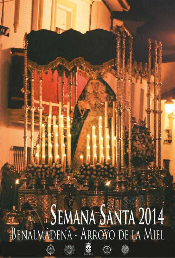 El pueblo acogerá mañana el Via Crucis oficial de la Semana Santa de Benalmádena 2014