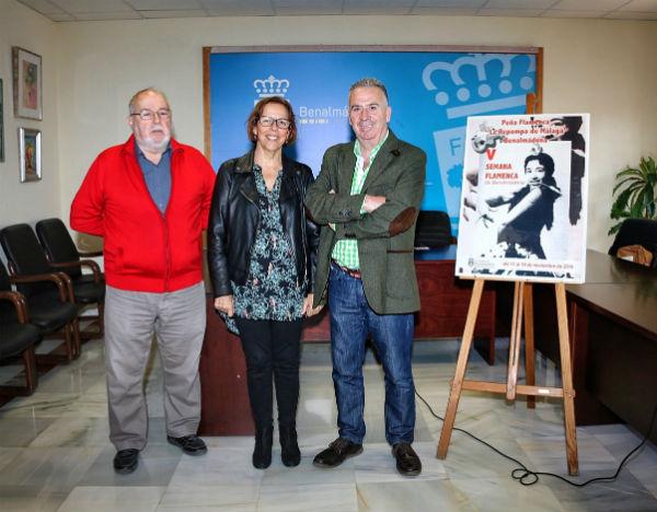 La V Semana Flamenca de Benalmádena arranca el próximo viernes 11 con un homenaje al cantaor José Menese y el letrista Francisco Moreno Galván
