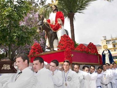 Recorridos Semana Santa Benalmádena 2008