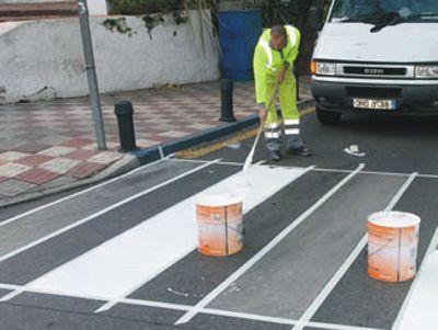 Renovación de la señalización en calles del municipio