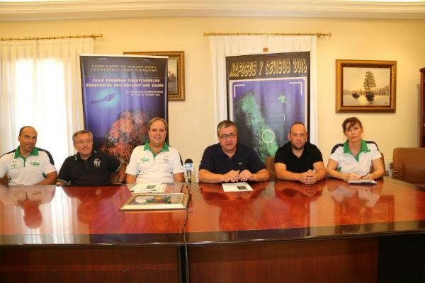 El Club de Buceo Benalmádena afronta su XXV Aniversario con la organización del Campeonato de Europa de Fotografía y Vídeo Submarino