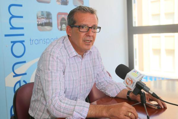 Francisco Salido anuncia la apertura del plazo para solicitar las becas que permitan participar en la actividad estival