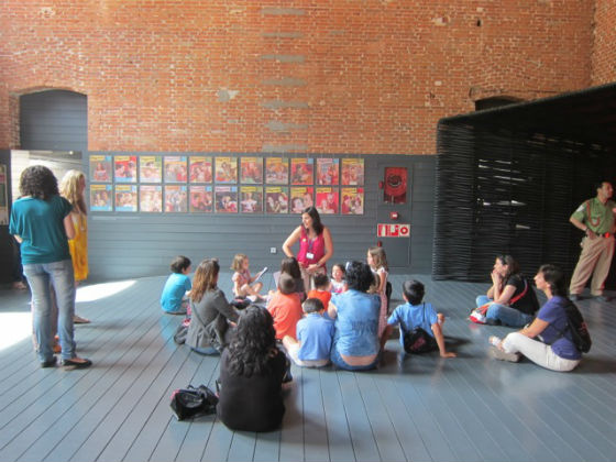 El Centro de Exposiciones acogerá el Taller Educativo 'Protagonistas'
