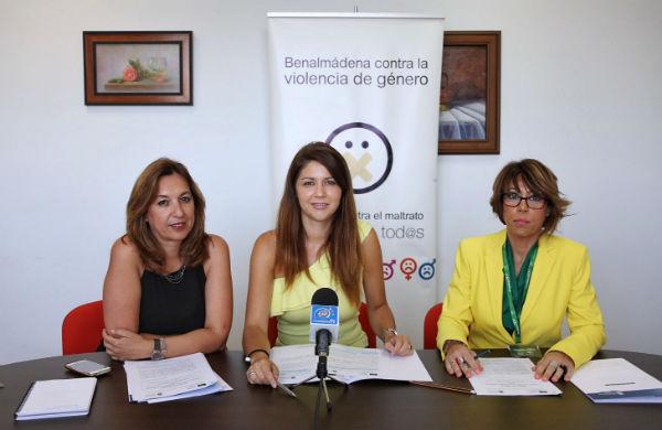 Finaliza el proyecto de sensibilización y promoción de la igualdad de oportunidades y prevención de la violencia de género.