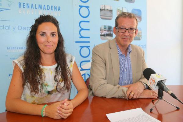 Francisco Salido informa sobre la bonificación de hasta un 100 % de la empresa 'Teleasistencia'